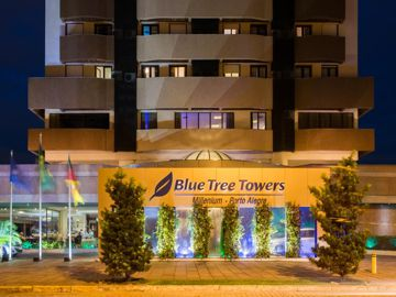 Blue Tree Millenium